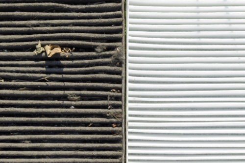 air filters heat your home for less