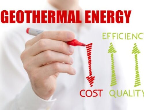Eco Friendly – Geothermal Energy