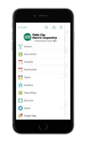 Platte-Clay Mobile Application