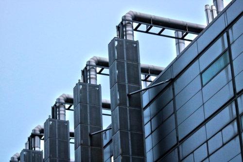 external factory view