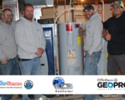 about us - service and installation team 2019 ECS Geothermal