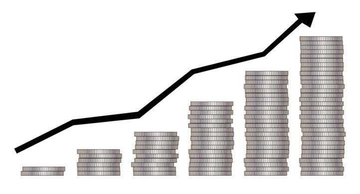 rising savings