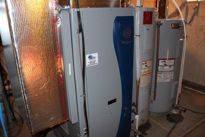 waterfurnace geothermal unit