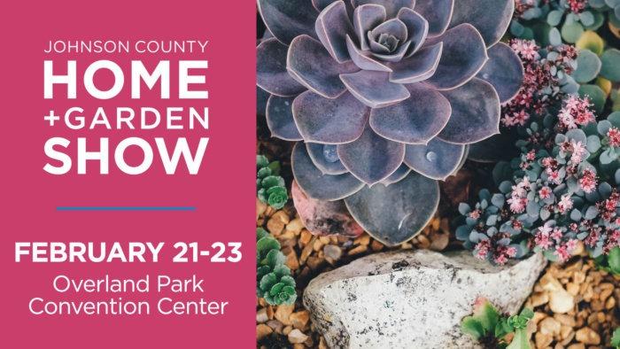 Johnson County Home and Garden Show Feb 21-23-2020