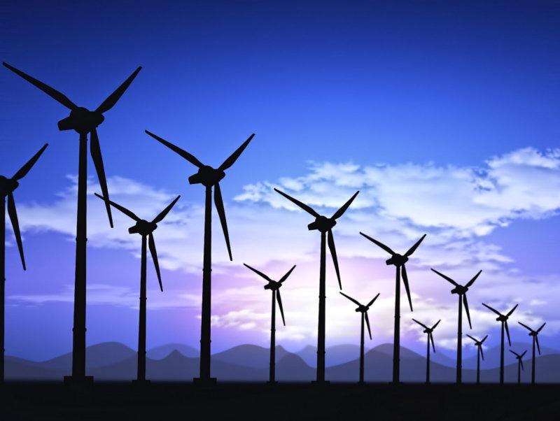wind turbines wind energy
