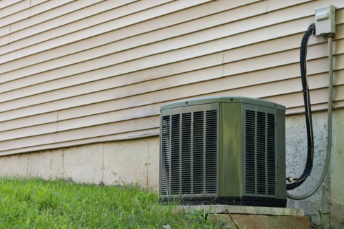 replace outdated HVAC